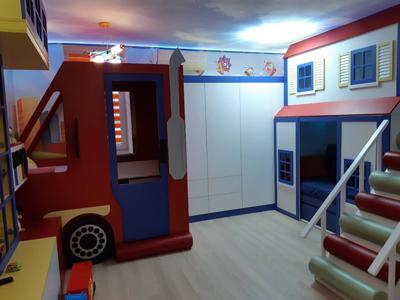 Мебель в детскую на заказ Виннице от студии дизайна MebelX