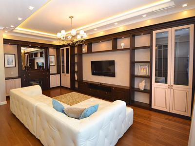Мебель в гостиную на заказ Виннице от студии дизайна MebelX