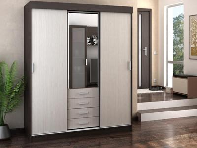Мебель в прихожую на заказ Виннице от студии дизайна MebelX